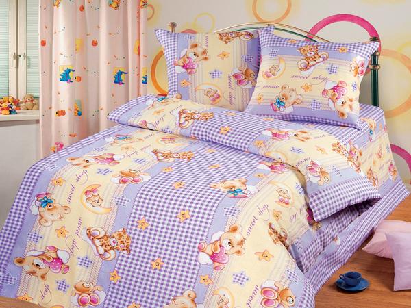 Детское постельное белье Cleo 56/018-ba