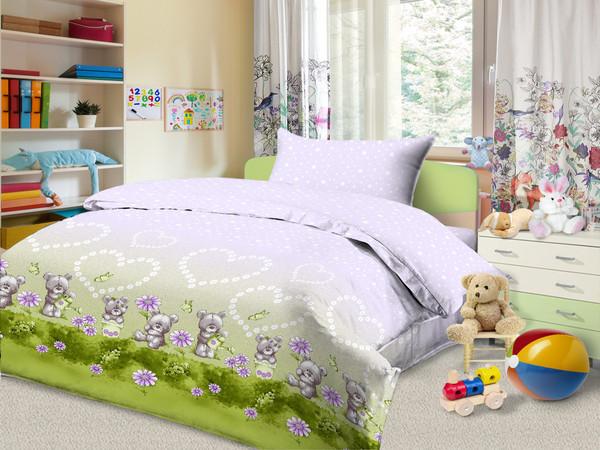 Детское постельное белье Cleo 56/024-ba