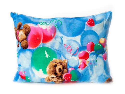 Подушка детская Cleo Экофайбер 50/017-PD