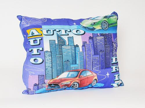 Подушка детская Cleo Экофайбер 50/012-PD