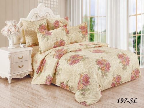 Постельное белье Cleo Satin Lux SL 31/197-SL
