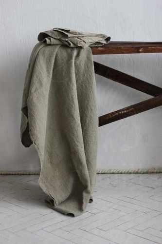 Банное полотенце на резинке Банька 90х170 см