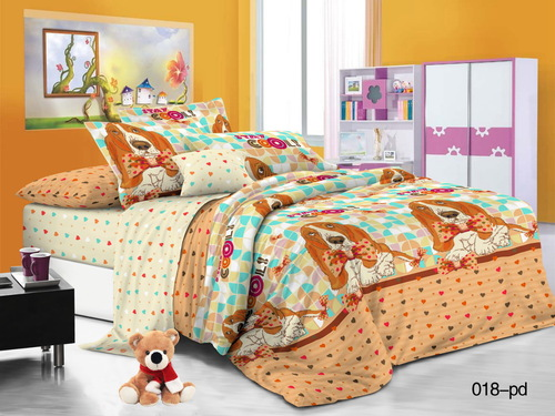 Детское постельное белье Cleo 53/018-PD