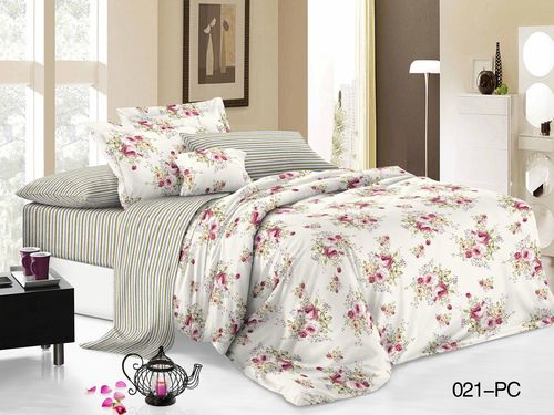Постельное белье Cleo Pure cotton 15/021-PC