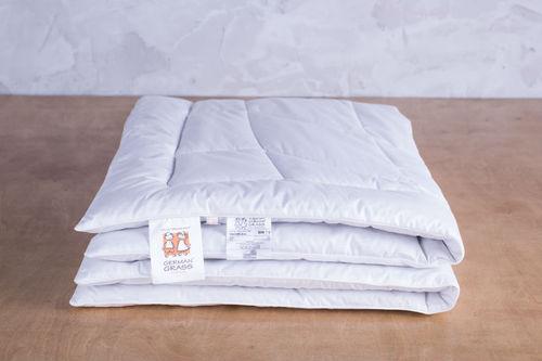 Одеяло стеганое всесезонное 150х200 см Kinder Camel Grass