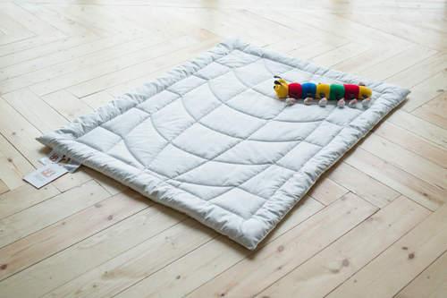 Одеяло стеганое всесезонное 100х135 см Baby Camel Grass