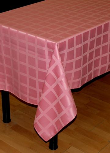 Скатерть прямоугольная Mati Pink