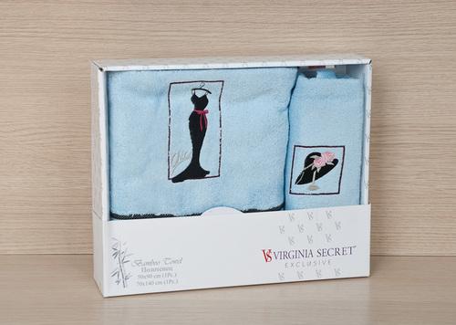 Набор полотенец Virginia Seсret V3 Blue