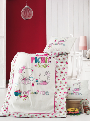 Детское постельное белье PICNIC TIME