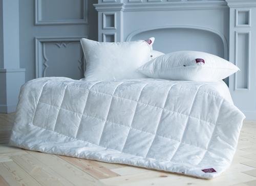 Всесезонное стеганое одеяло 200х220 см Soft Comfort Grass