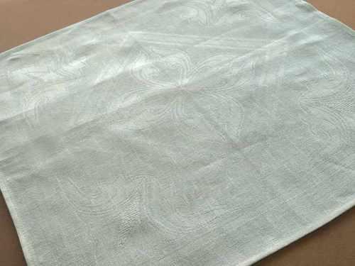 Столовая льняная салфетка Сатурн 50х50 см