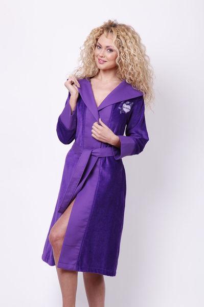 Женский халат Virginia Secret Purple