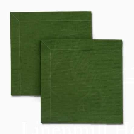 Салфетка столовая светло-зеленая 40х40 см