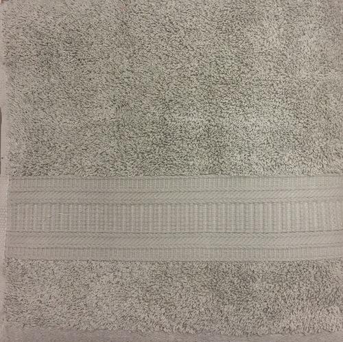 Махровое полотенце 50х90 MIXANDSLEEP STONE, серый