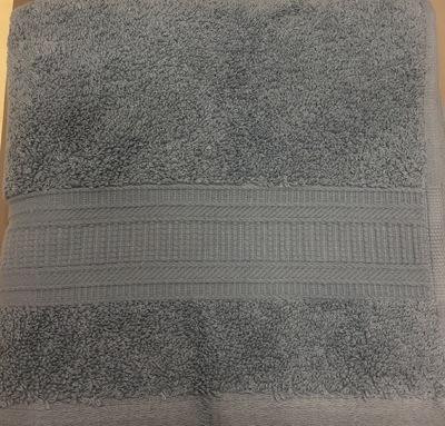 Махровое полотенце 50х90 MIXANDSLEEP BLUE, голубой