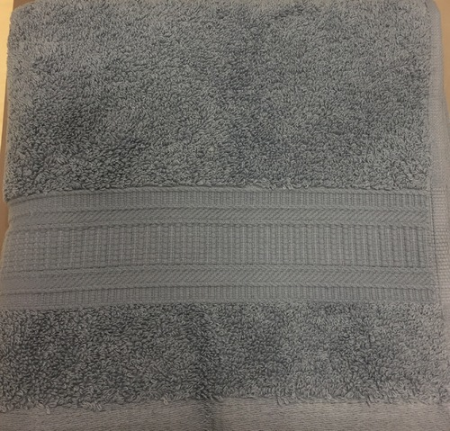 Махровое полотенце 70х140 MIXANDSLEEP BLUE, голубой