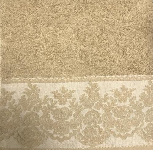 Махровое полотенце 50х90 GARDEN MOCHA, мокко
