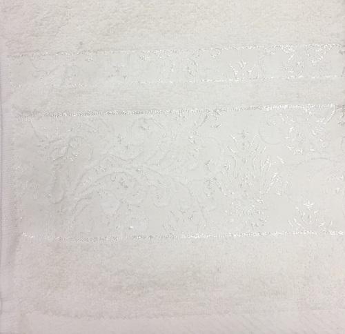 Махровое полотенце 70х140 SARMASIK CREAM, кремовый