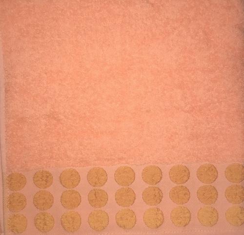 Махровое полотенце 50х90 POINT ORANGE, оранжевый