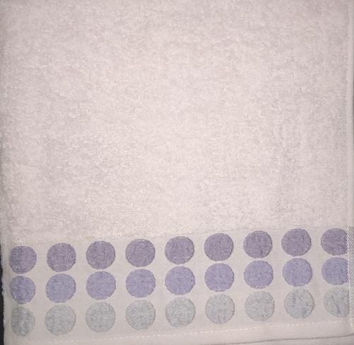 Махровое полотенце 50х90 POINT LILAC, лиловый