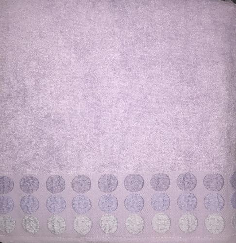 Махровое полотенце 50х90 POINT PURPLE, пурпурный