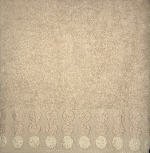 Махровое полотенце 50х90 POINT MOCHA, мокко