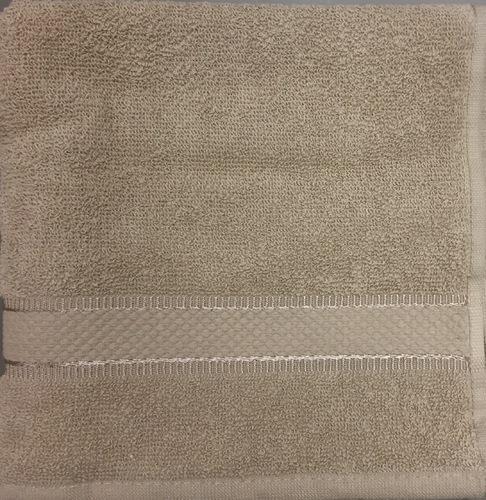 Махровое полотенце 50х85 BASIC MOCHA, мокко