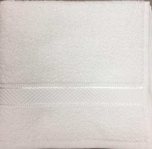 Махровое полотенце 50х85 BASIC WHITE, белый