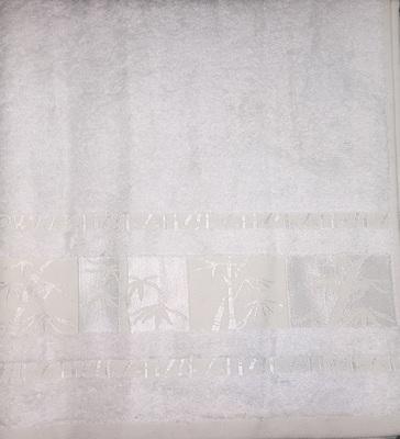Набор полотенец 30х50 BAMBOO cream, кремовый