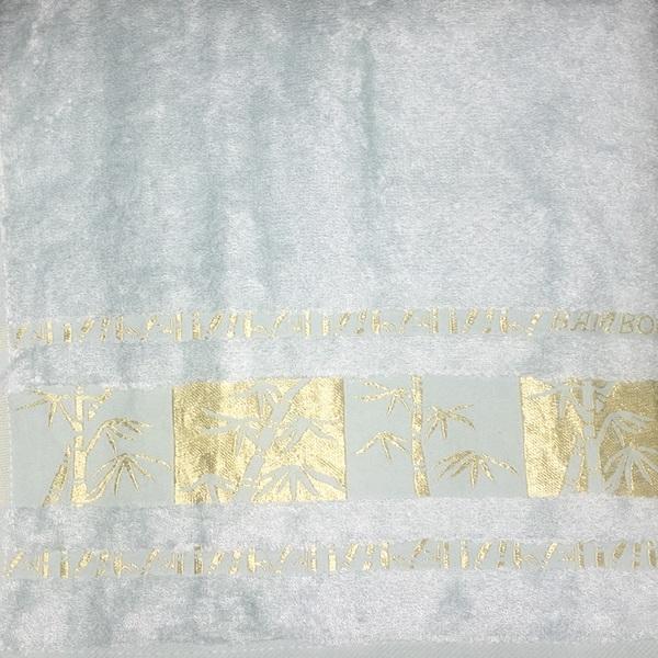 Набор полотенец 30х50 BAMBOO GOLD mint, мятный