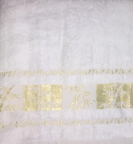 Набор полотенец 30х50 BAMBOO GOLD cream, кремовый
