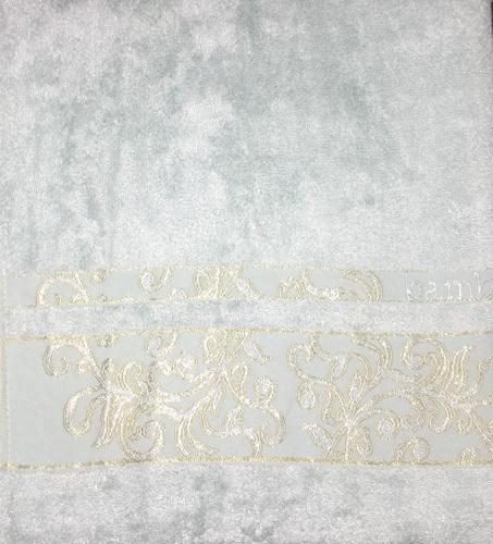 Махровое полотенце 50х90 BAMBOO JACQUARD mint, мятный