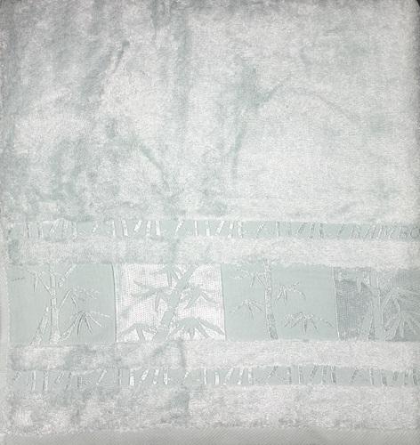 Махровое полотенце 70х140 BAMBOO mint, мятный