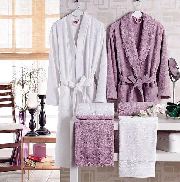 Набор семейный банный Cotton Box Family 12153-01