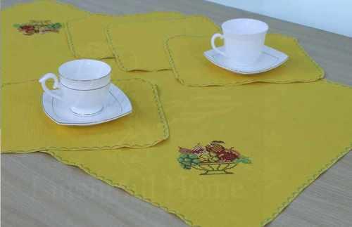 Белорусская скатерть с салфетками 50х90 см