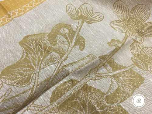 Кухонное полотенце Калужница Yellow 50х70 см