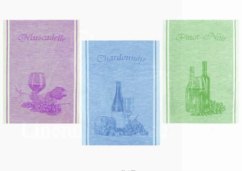 Комплект полотенец Виноделие