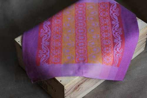 Столовая льняная салфетка Гладриэль 50х50 см