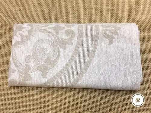 Столовая льняная салфетка Вальс 50х50 см