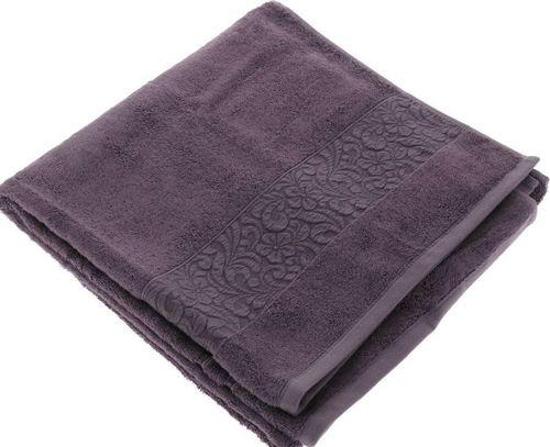 Полотенце бамбуковое VALENCIA Purple 90x150 см