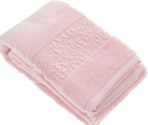 Полотенце бамбуковое VALENCIA Pink 30x50 см