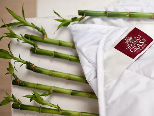 Легкое одеяло 200×220 см Bamboo Grass