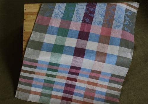 Льняное полотенце Дебют 49х70 см