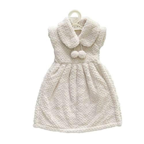 Кухонное полотенце-платье ARIES Ecru