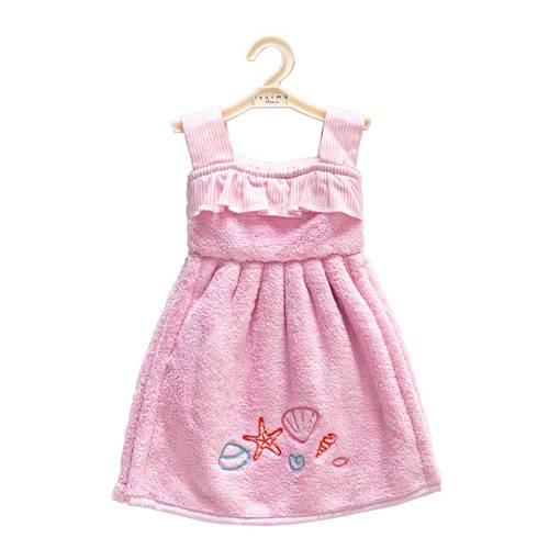Кухонное полотенце-платье ADEO Pink