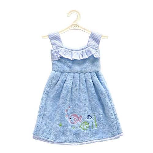 Кухонное полотенце-платье ALBUS Blue