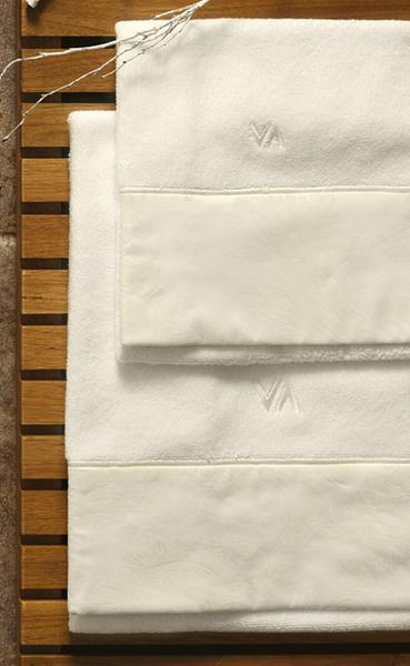 Комплект полотенец CECIL, молочный