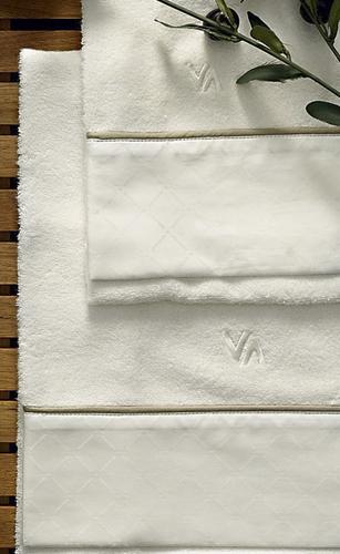 Комплект полотенец VENTURA, молочный