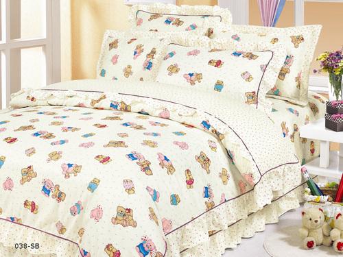 Детское постельное белье Cleo 55/038-sb
