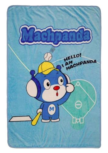 Детский фланелевый плед Tango Machpanda